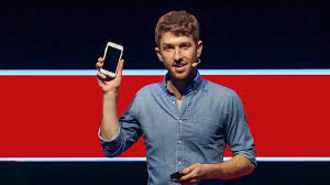 Tristan Harris at TED
